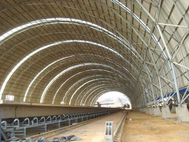 网架钢结构,网架管桁架-江苏一诺钢结构工程有限公司